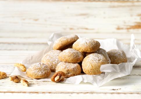 Walnut Melts Per 200 Gram